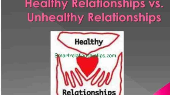 healthy vs unhealthy relationships activities for adults