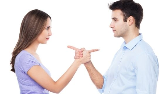 blame shifting in relationships