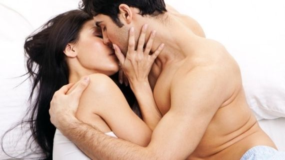 Steps in a relationship sexually